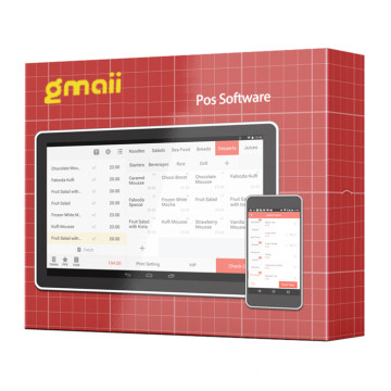 Point Of Sale Restaurant Pos System with Software